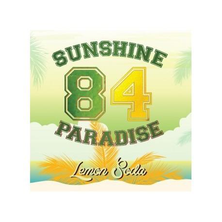 Concentré Lemon Soda - Sunshine 84