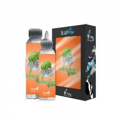 Pack 0MG Dopamine Green 100ml - BordO2