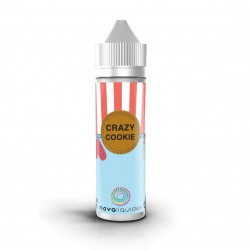 E-liquide Crazy Cookie 50ml - Nova