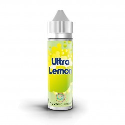 E-liquide Ultra Lemon 50ml - Nova