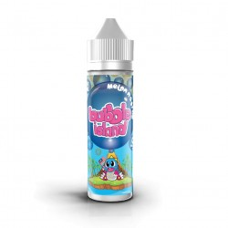 E-liquide Melon Straw 50ml - Bubble Island
