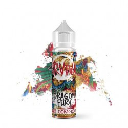 E-liquide Dragon Fury 50ml - Survival Vaping
