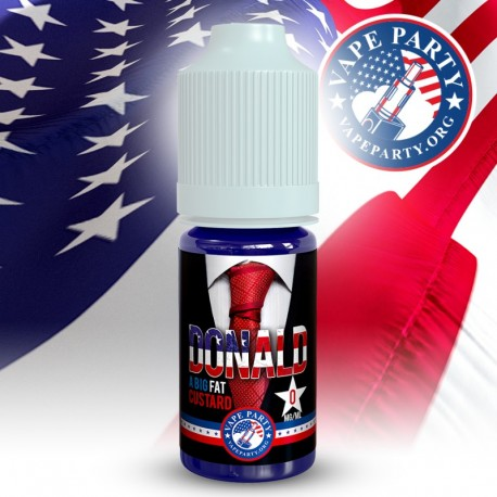 E-liquide Donald - Vape Party