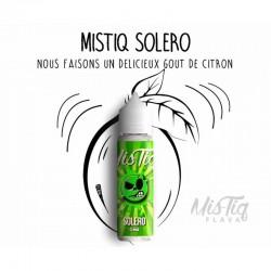 E-liquide Solero 50ml - Mistiq Flava