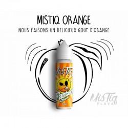E-liquide Orange 50ml - Mistiq Flava