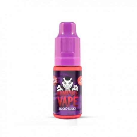 E-liquide Blood Sukka 10ml - Vampire Vape