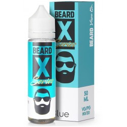 E-liquide Blue 50ml X Series - Beard Vape