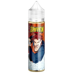 E-liquide Dragon 50ml - Saiyen Vapors