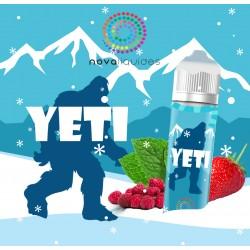 E-liquide Yeti 50ml - Nova