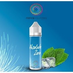 E-liquide Absolute Zero 50ml - Nova
