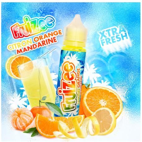 E-liquide Citron Orange Mandarine - Fruizee