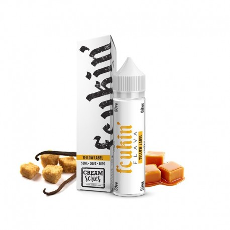 Yellow Label - Fcukin Flava