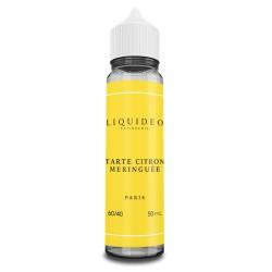 E-liquide Tarte Citron Meringuée 50ml - Tentation