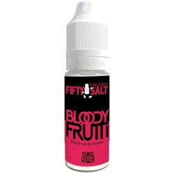 E-liquide Bloody Frutti 10ml - Fifty Salt