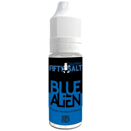 E-liquide Blue Alien 10ml - Fifty Salt
