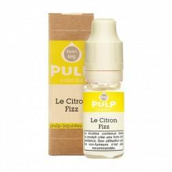 E-liquide Citron Fizz 10ml - Pulp