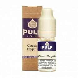 E-liquide Cassis Exquis 10ml - Pulp