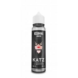 E-liquide Katz 50ml - Juice Heroes