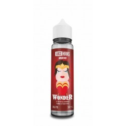 E-liquide Wonder 50ml - Juice Heroes