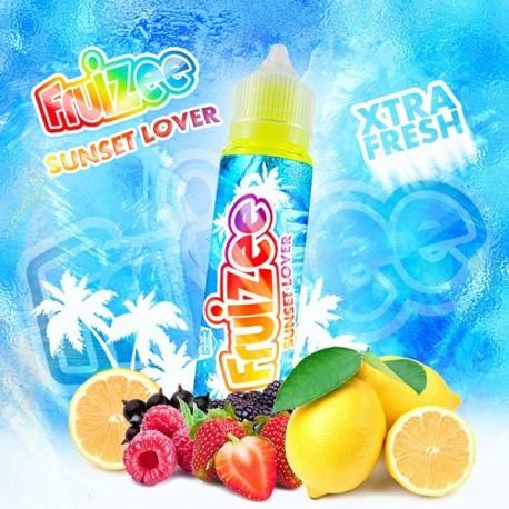 E-liquide Sunset Lover 50ml - Fruizee