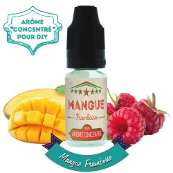 Concentré Mangue Framboise - Cirkus Authentic