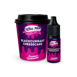 Concentré Blackcurrant Cheesecake 10ml - Coffee Mill