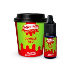Concentré Jungle Red 10ml - Coffee Mill