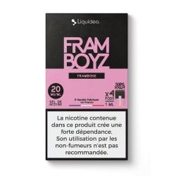 Cartouches Framboyz - Wpod