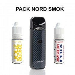 Pack Nord / Classic - Smoktech