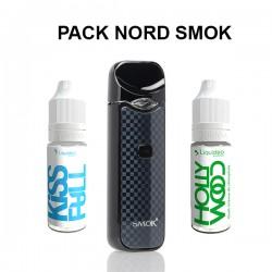 Pack Nord / Fraicheur - Smoktech