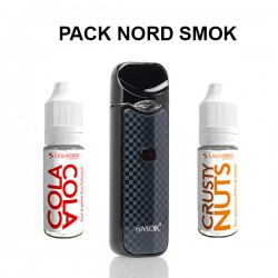 Pack Nord / Gourmand - Smoktech