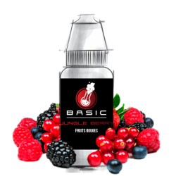 e liquide Jungle Berry - BordO2