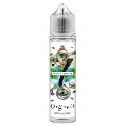 E-liquide L'Orgueil 50ml - 7 Péchés Capitaux