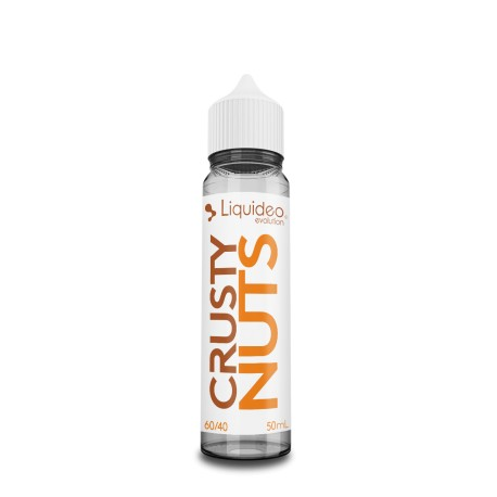 E-liquide Crusty Nuts 50ml - Liquideo