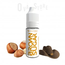 e liquide Brown Sugar - Liquideo