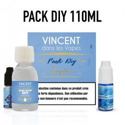 Pack Pinkman 110ml - DIY