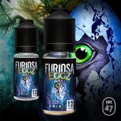 E-liquide Aria 10ml - Furiosa Eggz