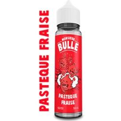 E-liquide Pastèque Fraise M.Bulle 50ml - Liquideo