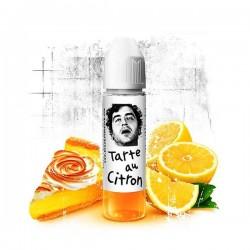 E-liquide Tarte au Citron 40ml - Beurk Reseach