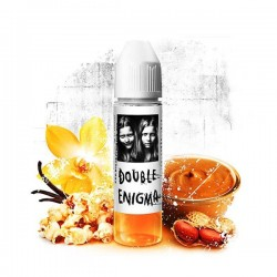 E-liquide Double Enigma 40ml - Beurk Research