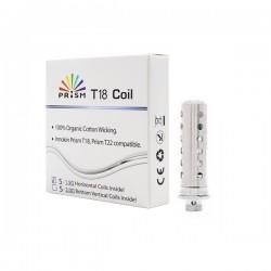 Pack Resistances Prism T18/22 - Innokin