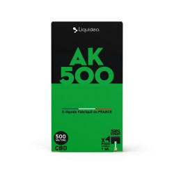 Cartouches AK500 CBD - Wpod