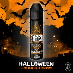 E-liquide Enfer Halloween 50ml Limited Edition - Vapenfer