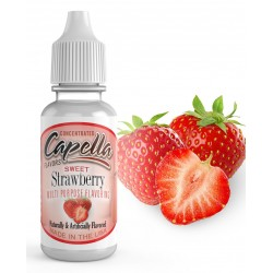 Concentré Sweet Strawberry 10ml - Capella