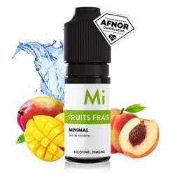 E-liquide Fruits Frais 10ml - Minimal