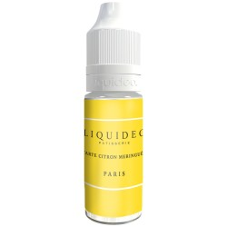 E-liquide Tarte Citron Meringuée 10ml - Tentation