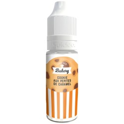 E-liquide Cookie Caramel 10ml - Tentation