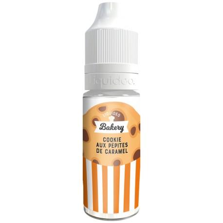 E-liquide Cookie Caramel 10ml - Tentation