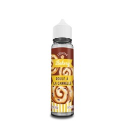 E-liquide Roulé Cannelle 50ml - Liquideo