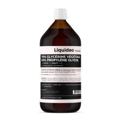 Base 50/50 500ml - Liquideo
